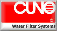 CUNO Water Filter Systems